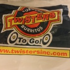 Great burritos from Twisters. As seen on Breaking Bad.